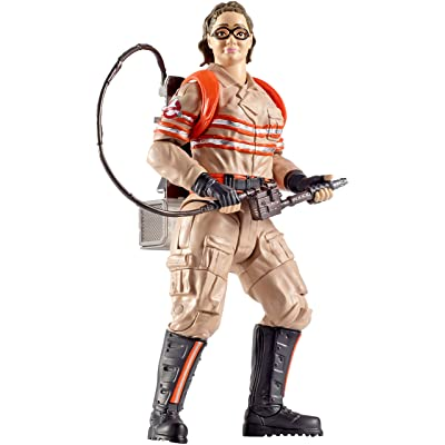 "Mattel Ghost Busters 6"" Abby Yates Figure: Toys & Games"