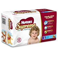 Huggies Supreme, Niño, Etapa 5, 180 Pañales