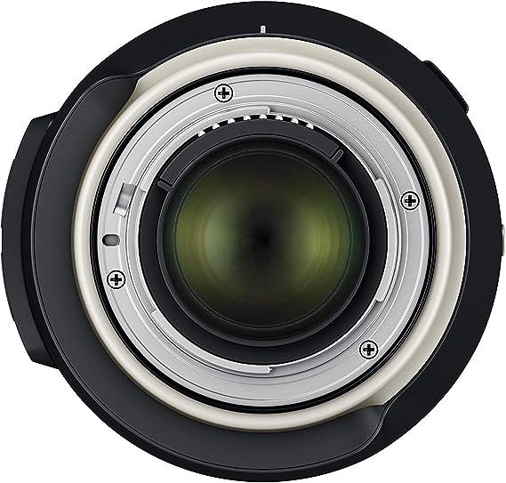 Tamron T81066 - Objetivo para cámara Nikon (SP 24-70mm, Apertura F ...