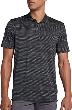 Nike TW M NK Dry Polo Stripe - Polo, Hombre, Negro(Black/Black ...
