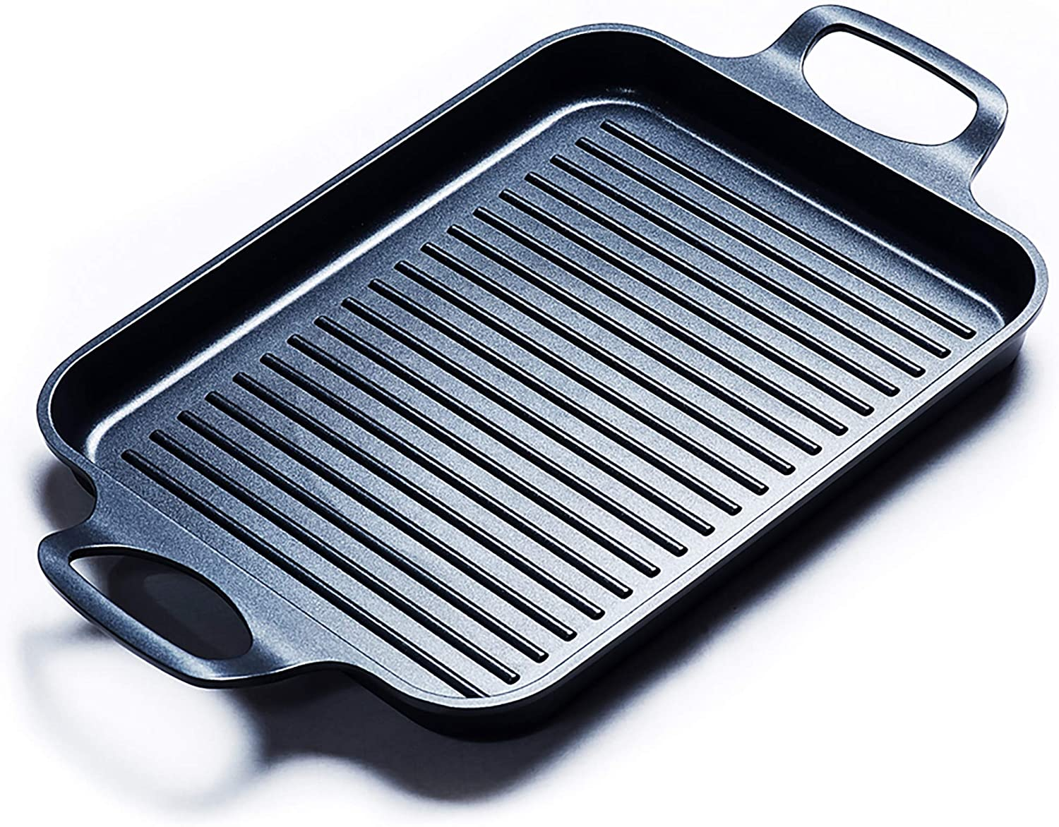 S·KITCHN Stove Top Griddle – Easy to Handle