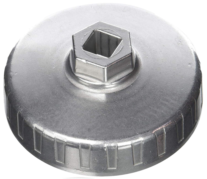 Laser 7259 Llave de filtro de aceite 84 mm x 15 flautas: Amazon.es: Coche y moto