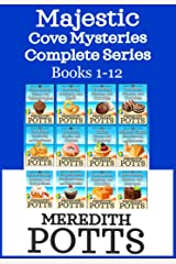 Majestic Cove Mysteries Complete Series Books 1-12 Kindle Edition