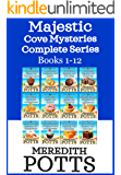 Majestic Cove Mysteries Complete Series Books 1-12
