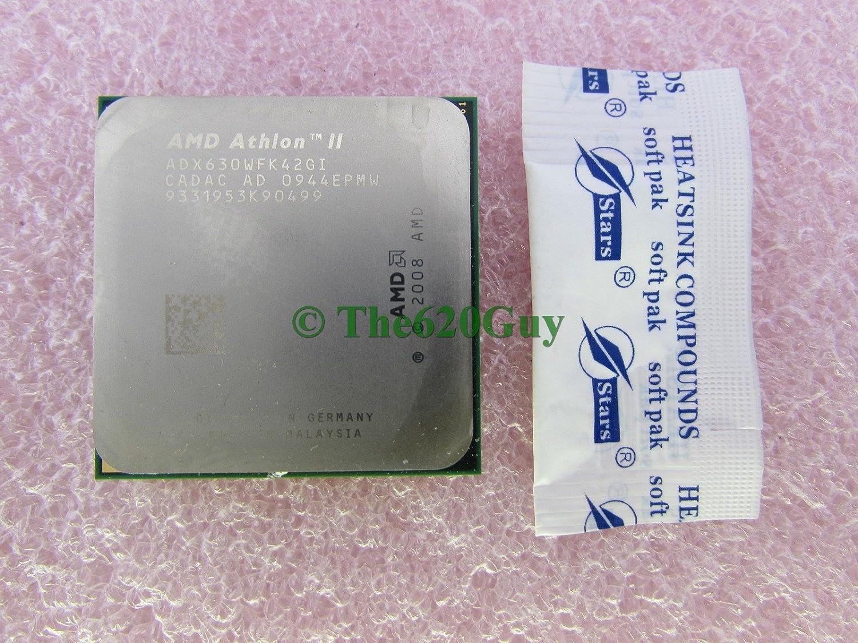 ADX630WFK42GI HP Pavilion p6310y Desktop PC AMD Athlon II X4 630 CPU Processor