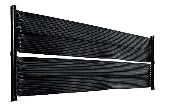 Steinbach 49123 - Calentador solar para piscinas (LDPE, 0, 7 x 6 m, para piscinas de 20 m³ de capacidad): Amazon.es: Jardín