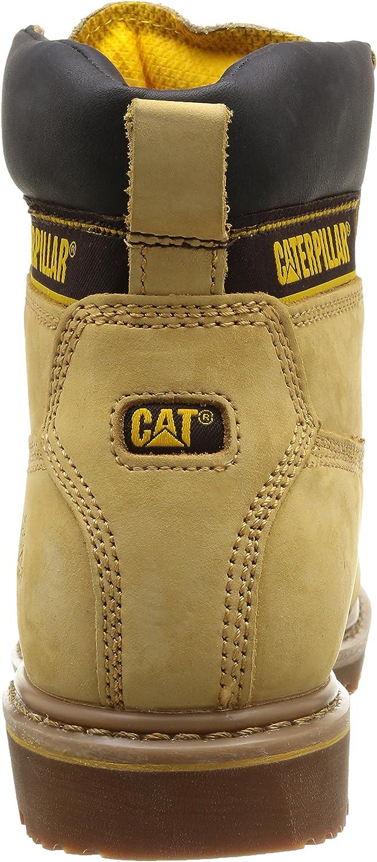 Cat Footwear Holton SB, Calzado de protección para Hombre: Amazon ...