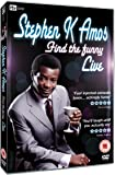 Stephen K Amos: Find The Funny [DVD]