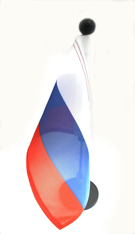 Magnetic Car Flag Pole Diplomat-1 Russia