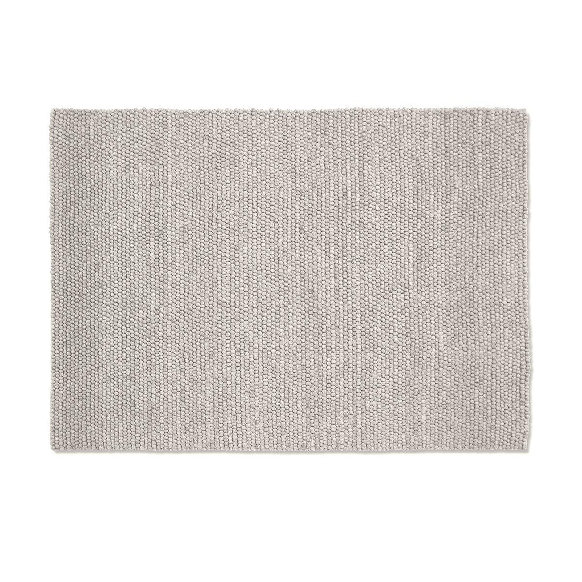 HAY - Peas Teppich 140 x 200 cm, Soft Grau