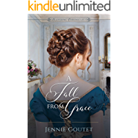 A Fall from Grace (Clavering Chronicles Book 1) book cover
