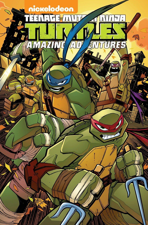 Teenage Mutant Ninja Turtles: Amazing Adventures Volume 2 (TMNT Adventures)