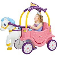 Little Tikes 642326M Princess Horse and Carriage
