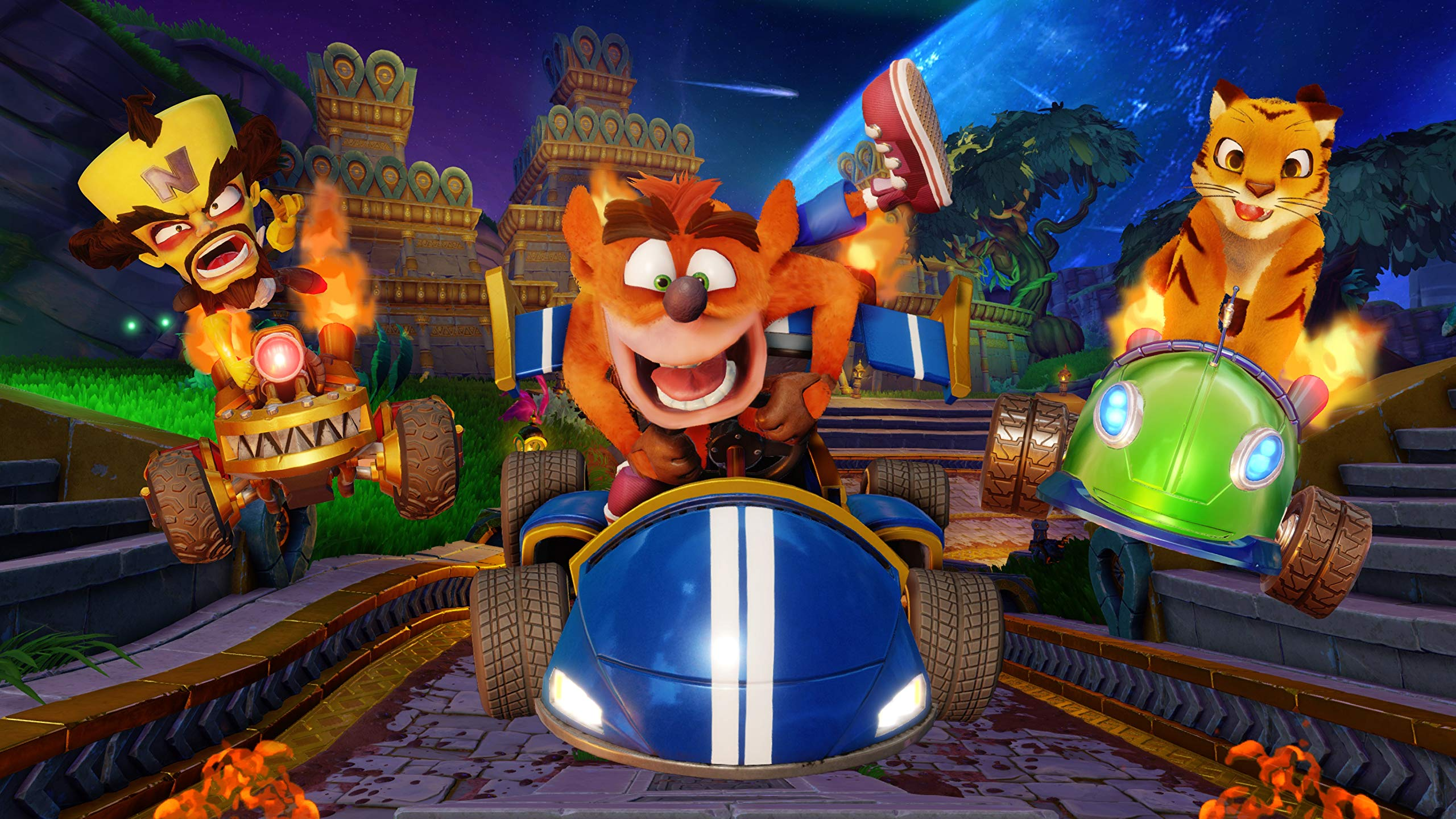 Crash Team Racing - Nitro Fueled - Xbox One by Activision (Image #8)