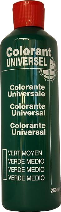 vert moyen colorant universel concentr 250 ml pour toutes peintures dcoratives et btiment grande compatibilit - Colorants Universels Pour Peinture
