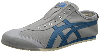 cbd17c112b68 Onitsuka Tiger by Asics Mexico 66 Slip-On Mens Gray Size 10.5 UK ...