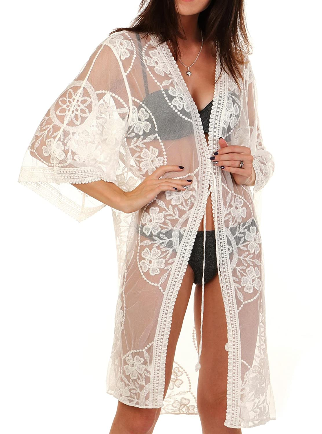 42ed5a88c9d4a ... Bikini Swim Coverup. Wholesale Price:16.99. Polyester + cotton,new soft  fabric,a good stitches with the farbic ♥ One size: length-40.95