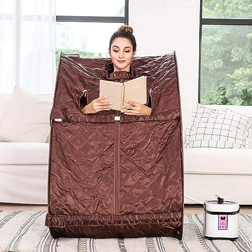 Tinfancy Portable Steam Sauna