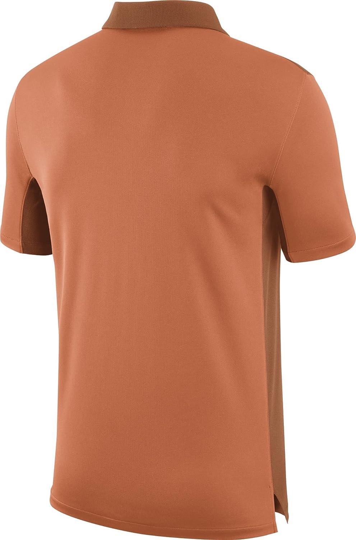 Nike camiseta de fútbol de Texas Longhorns color naranja equipo cuestión Sideline Performance Polo, Anaranjado: Amazon.es: Deportes y aire libre