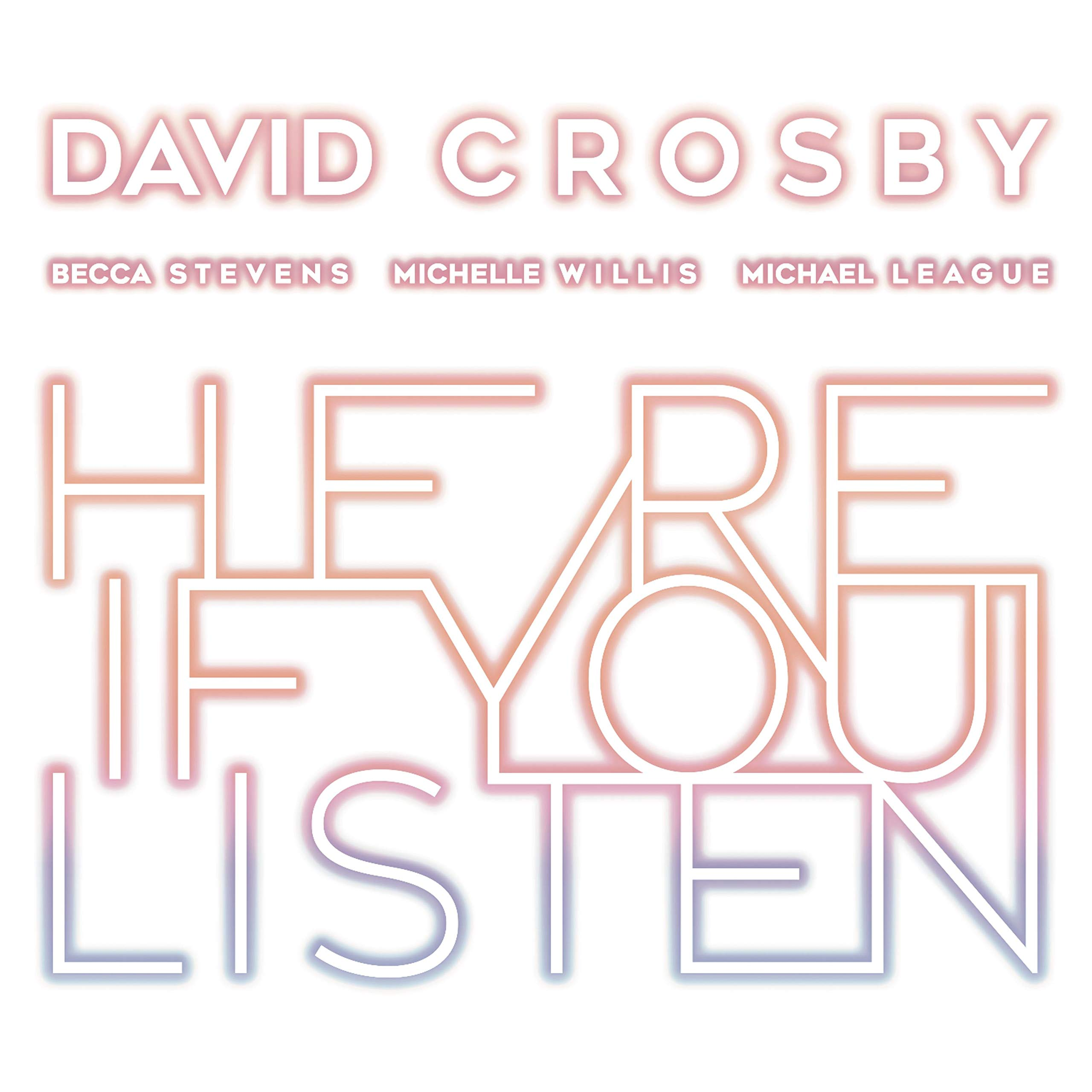 Book Cover: Here If You Listen