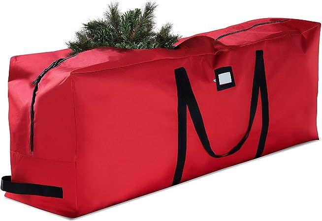 Tidyz Extra Large Christmas Decorations Zipper Storage Bag