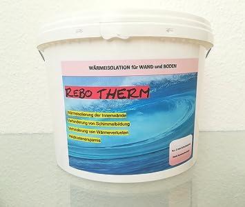 Rebotherm aero - Thermoputz 10 Liter gegen Schimmel und kalte ...