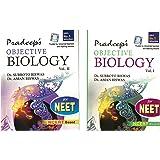 Pradeep'S Objective Biology Vol I & Ii (Neet Exam)