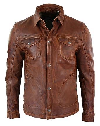 Nettoyer une veste en cuir clair