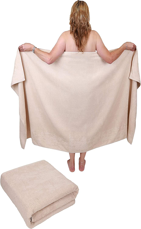 1904050 Betz Lot de 2 pi/èces de Serviettes de Bain XXL Taille 100x200 cm draps de Bain Serviettes /à Sauna Dresden 100/% Coton Couleur Anthracite
