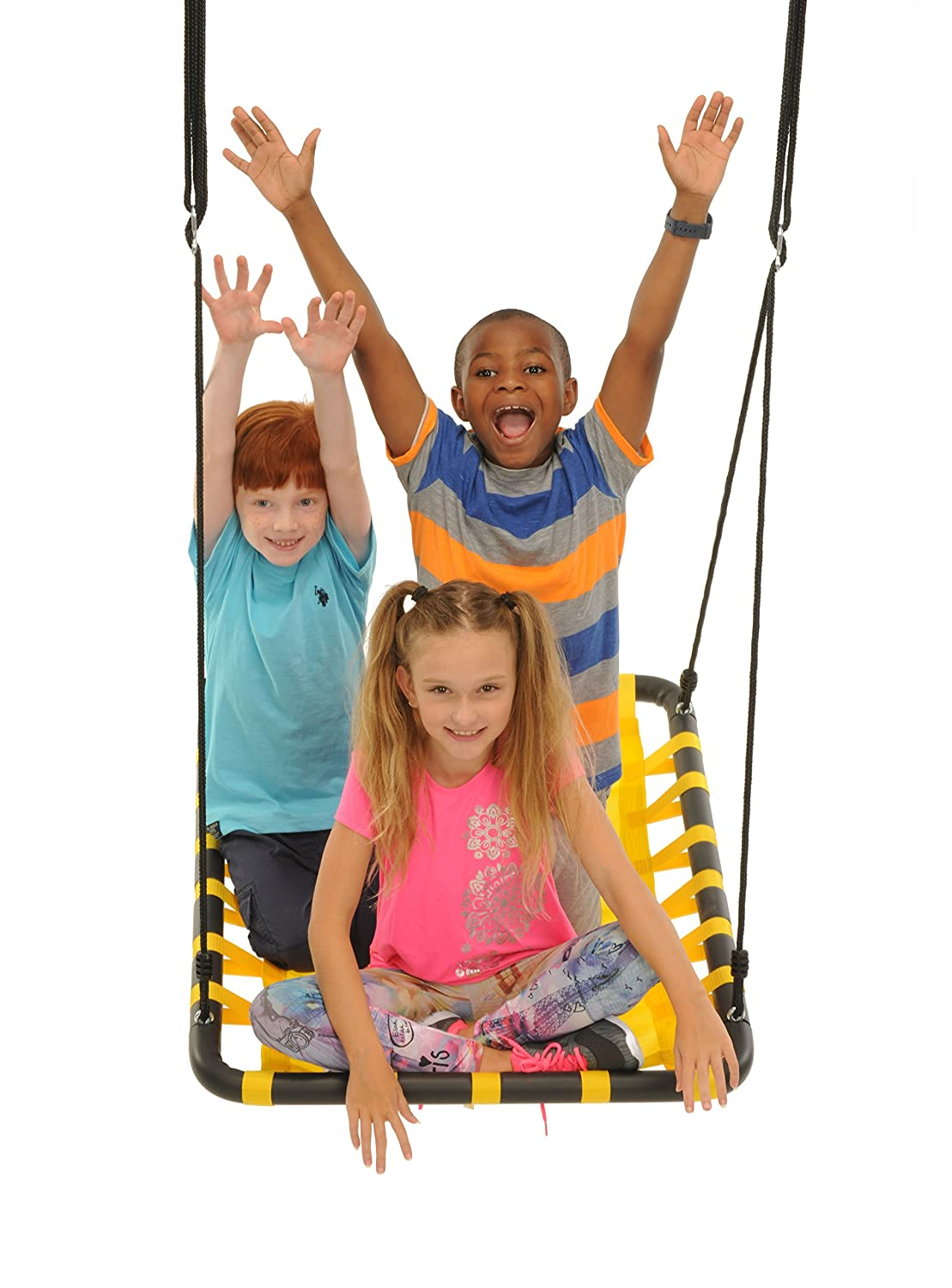 Giant Mat Platform Swing - Room for Multiple Children