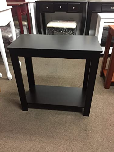 CHAIRESIDE Table Black