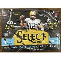 $179 » 2020 Panini Select Football Mega Box