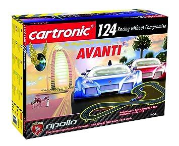 Cartronic Avanti Course De 124 30004 Circuit Voiture T1Fc3ulJK5