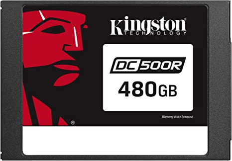 Kingston Data Centre DC500R (SEDC500R/480G) Enterprise SSD interne ...
