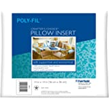 Fairfield Crafter's Choice Pillow Form, 14 by 14-Inch