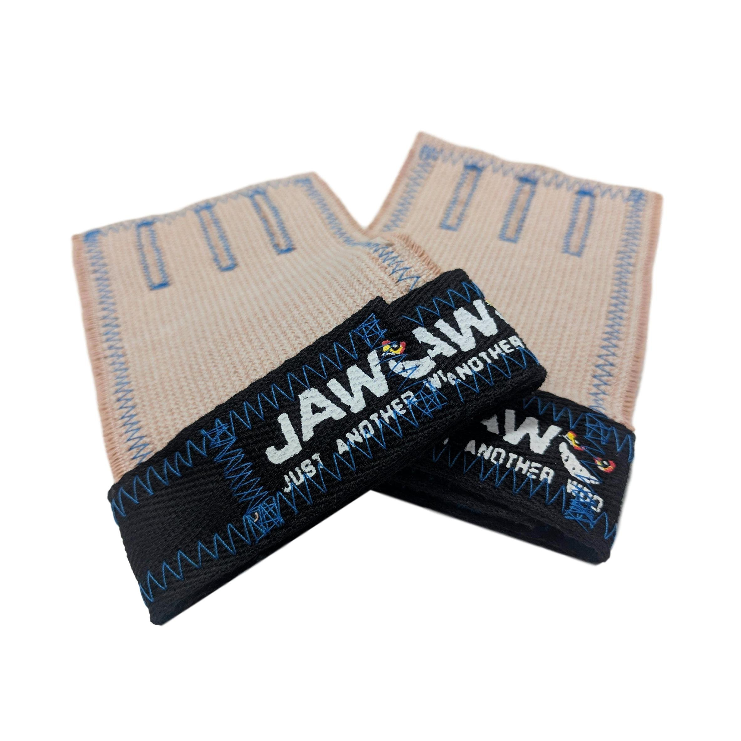 JAW Three's Hand Grips (Black, Small)