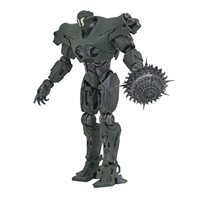 DIAMOND SELECT TOYS Pacific Rim Uprising: Titan Redeemer Select Action Figure: Toys & Games