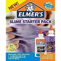 4-Count Elmers Glue Slime Starter Kit