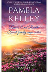 Pamela Kelley's River's End Ranch Boxed Set 5-8 (Pamela Kelley's River's End Ranch Boxed Sets Book 2) Kindle Edition
