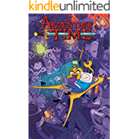 Adventure Time Vol. 8 book cover