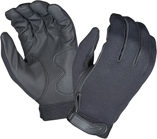 Hatch NS430 Specialist Police Duty Glove - Black, Medium