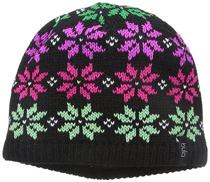 70114be2f9e Amazon.com  Bula Girls Snowy Beanie