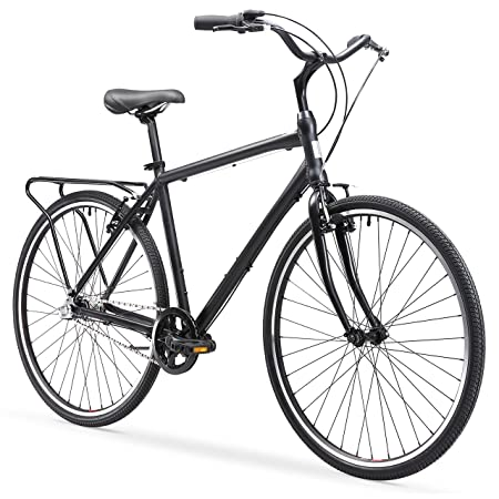 sixthreezero Explore Your Range Men's Hybrid Commuter Bicycle
