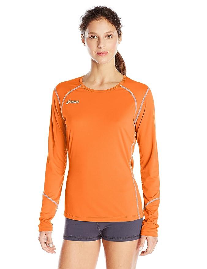 fe0ca0b60bd1 ASICS Womens Jersey BT2510-P  Amazon.com.au  Sports