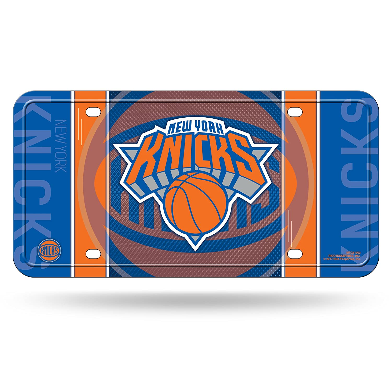 NBA Metal License Plate Tag