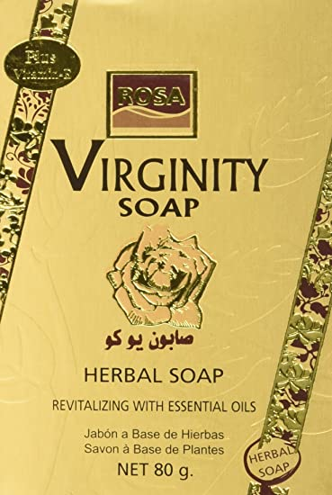 Virginity herbal soap