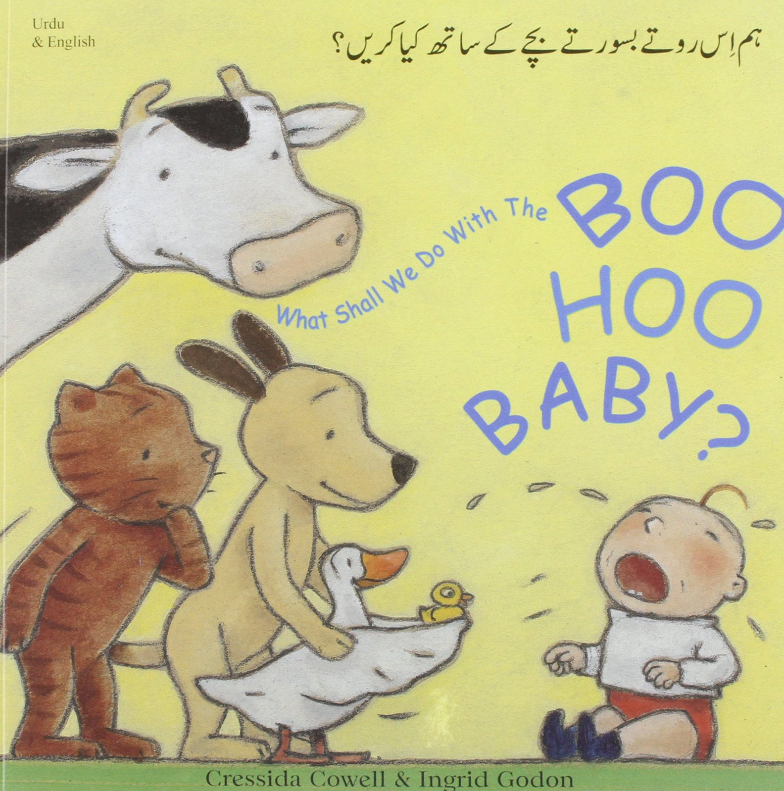 Download What Shall We Do with Boo Hoo Baby (Urdu Edition) pdf