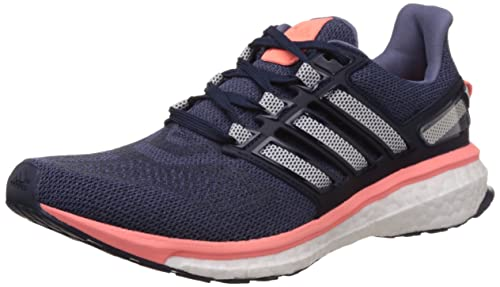 Buy Adidas Women's Energy Boost 3 W Purple, White and Yellow ...