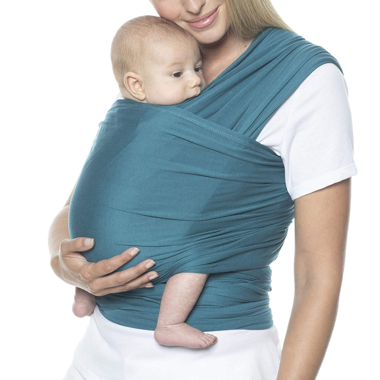 fcfc3570cfe Amazon.com   Ergobaby Aura Baby Wrap Carrier