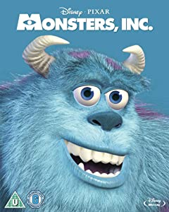 Monsters, Inc. [Blu-ray] [Region Free] [UK Import]